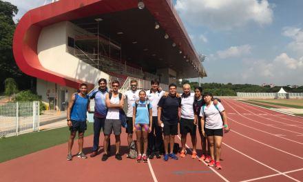 Atletismo: la selección argentina de FADEC, enfocada en Lima y Dubai
