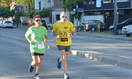 Se viene el Campeonato Argentino de carreras de calle para ciegos