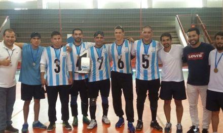 Goalball: concentración y amistoso para la Selección Argentina