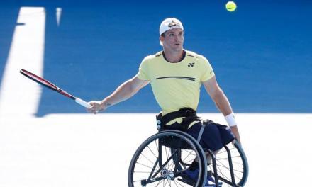 Tenis adaptado: Gustavo Fernández, semifinalista en Estados Unidos