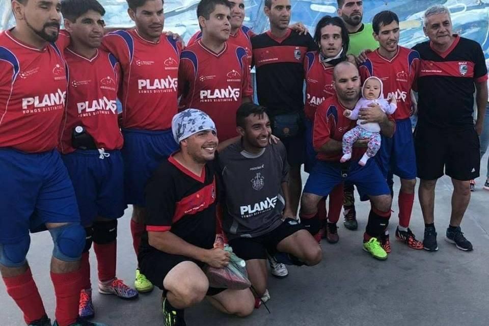 Fútbol para ciegos: Los Guerreros sacaron la chapa de campeón