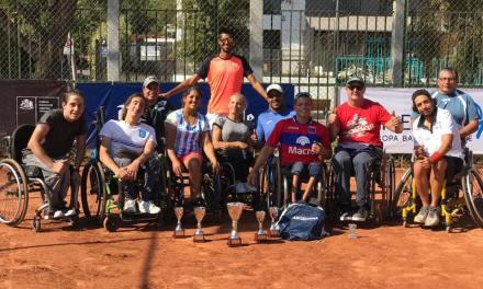 Tenis adaptado: empieza la gira mundial para los argentinos