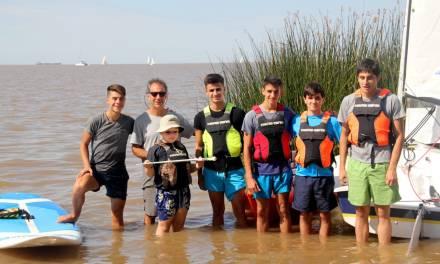 "Al agua con ""Naveguemos a ciegas"" en San Isidro"