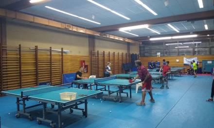 Tenis de mesa adaptado: la selección prepara el viaje a Eslovenia