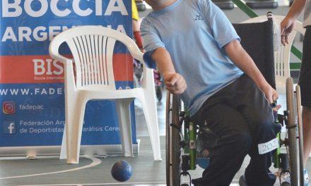 Boccia: Aquino y Cristaldo avanzan en el Open Mundial de Canadá