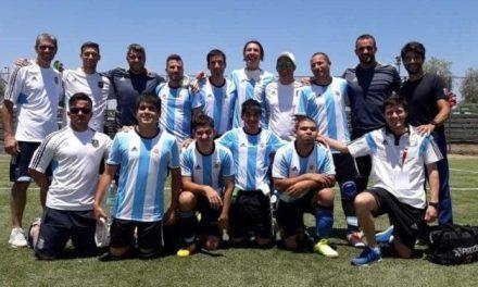 Fútbol para ciegos: los 10 Murciélagos para la Copa América