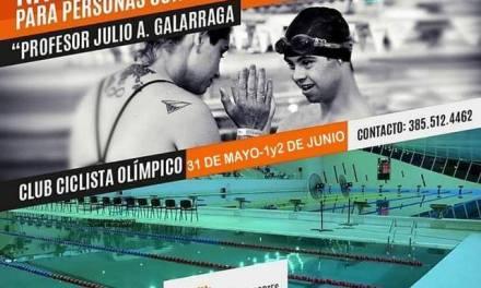 Natación: llega el segundo torneo nacional en Santiago