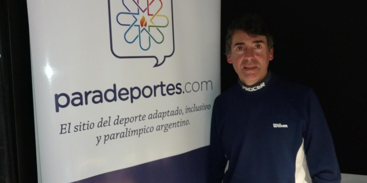 """Eduardo Raffetto en Paradeportes Radio: """"Vamos al Mundial a medirnos con las grandes potencias"""""""
