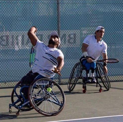 Tenis adaptado: Argentina llegó hasta semifinales en la Copa del Mundo