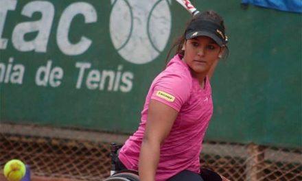 Tenis adaptado: Ledesma y Moreno, semifinalistas en Israel