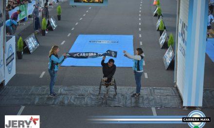 Atletismo: La Carrera Maya fue otra vez de Alejandro Maldonado