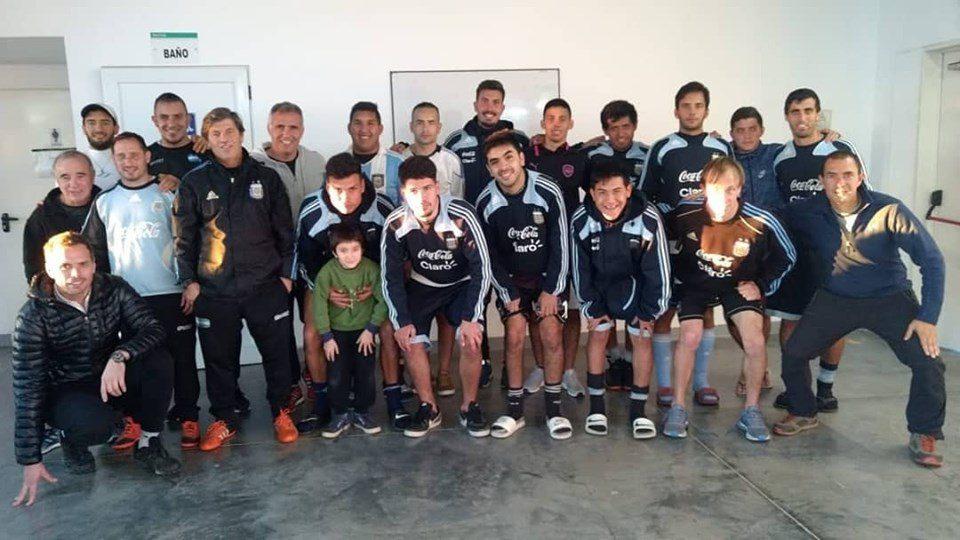 Fútbol 7: Argentina ya tiene equipo para el Mundial de España