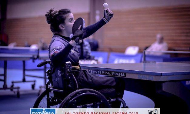 Tenis de mesa adaptado: se realizó el 2° Campeonato Nacional