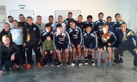 Fútbol 7: Argentina debuta en el Mundial de España