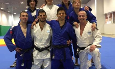 Judo: Argentina ya tiene a su representantes para Lima 2019