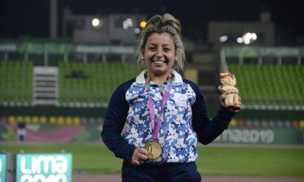 Lima 2019. Día 7: Agustina Ruiz le dio el cierre dorado a la competencia de atletismo