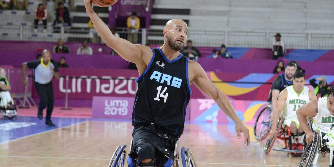 """Adolfo Berdún en Paradeportes Radio: """"Las ganas de clasificar a los Juegos Paralímpicos nos superaron a todos""""."""