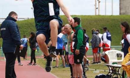 Atletismo adaptado: Chaco se hizo fuerte en los Juegos Nacionales Evita
