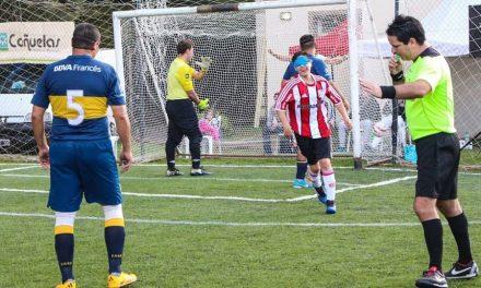 Fútbol para ciegos: la Liga Nacional también tendrá su Boca-River
