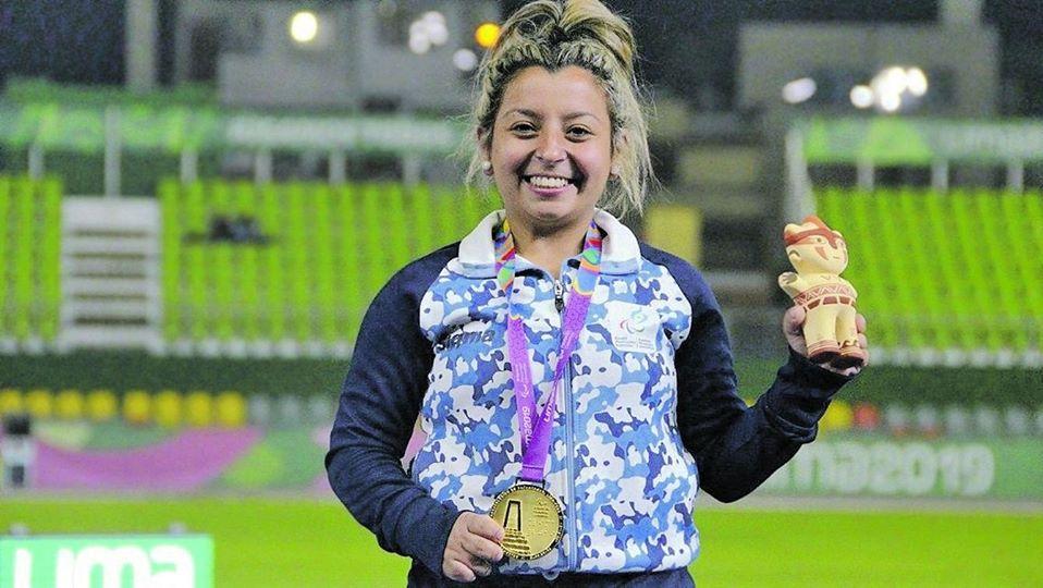 Histórico: ¡Antonella Ruiz Díaz, medalla plateada en el Mundial de Dubai!