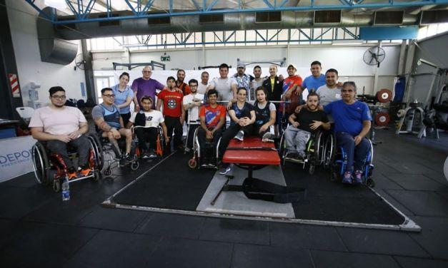 Levantamiento de pesas: Maciel, Villamarín, Pintos y Coronel festejaron en el Abierto de Argentina