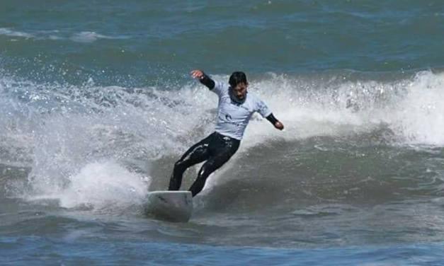 Surf adaptado: ocho argentinos gritaron campeón en el Campeonato Sudamericano de Mar del Plata.