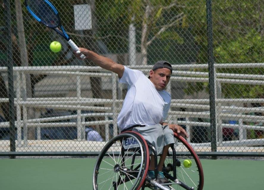 Tenis adaptado: tres argentinos en Brasil