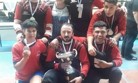 Goalball: Apanovi se quedó con el Nacional