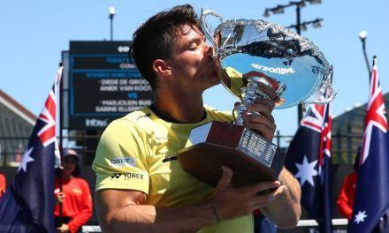 Lo mejor del 2019 | Gustavo Fernández encabezó un año histórico para el tenis adaptado