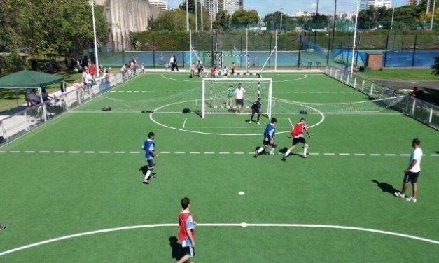 Fútbol para ciegos: llegó la hora de los juveniles