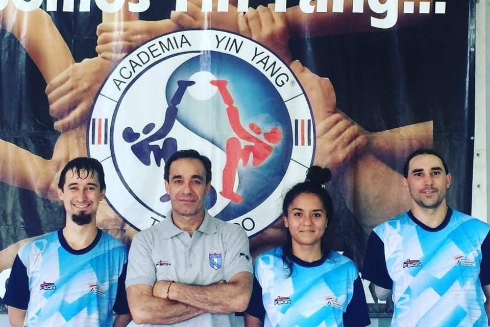Parataekwondo: tres argentinos se juegan la clasificación a Tokio
