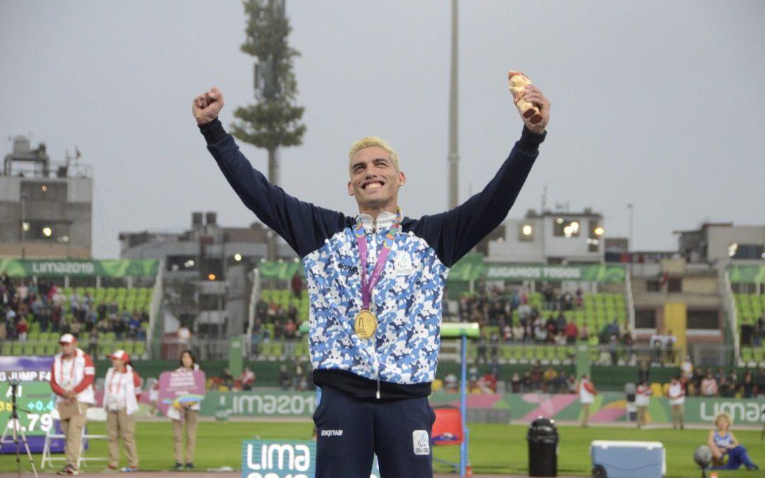 """Barreto y su grato recuerdo: """"Londres 2012 marcó mi carrera deportiva"""""""