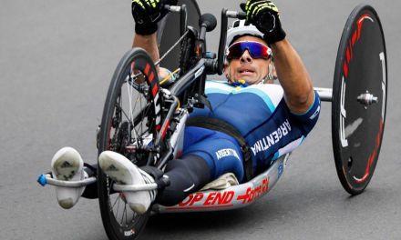 La historia de Andrés Biga, medallista parapanamericano en dos deportes distintos