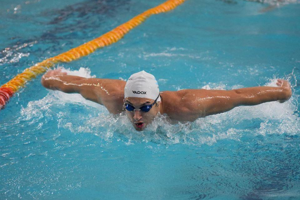 Natación paralímpica, campeón del 1er. Mundial de Deportes Adaptados