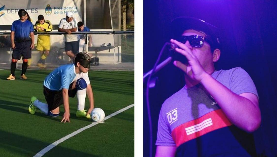 Nacho Oviedo, el jugador de Los Murciélagos que tiene su canal de rap, trap y reggaeton