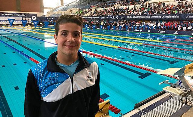 """""""Lo que realmente importa"""", la emocionante carta del nadador paralímpico Facundo Arregui"""