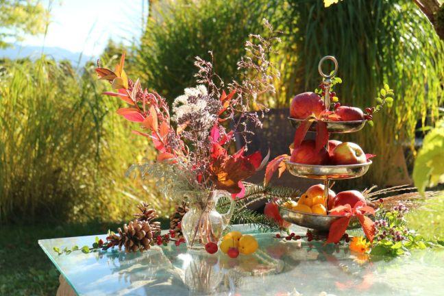 Herbstgrüße Blumenstrauß Paradiesgarten Maag (3)