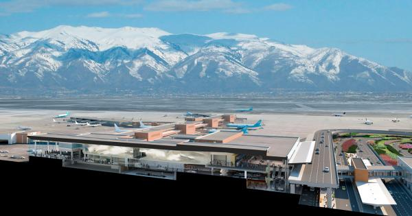 Paradies Lagardere Wins Concessions Awards At Salt Lake City International Airport Paradies Lagardere Travel Retail