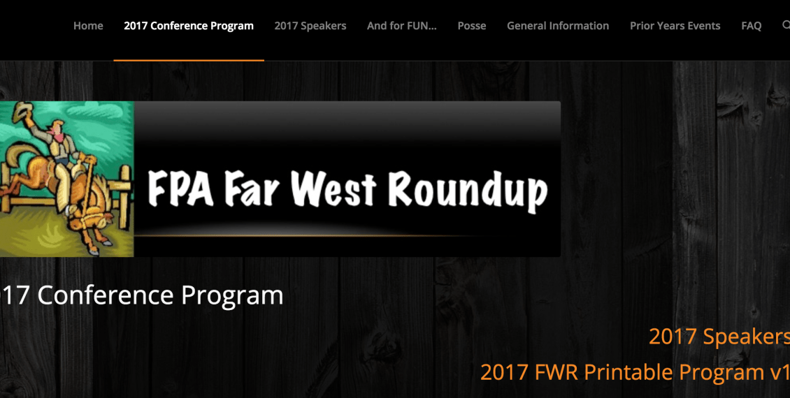 Far West Roundup