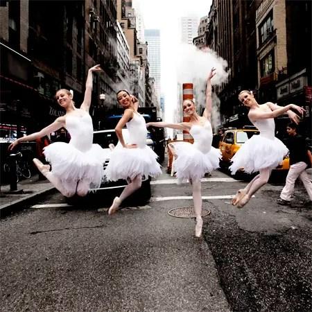 Pirouettes op het asfalt | Paradijsvogels Magazine