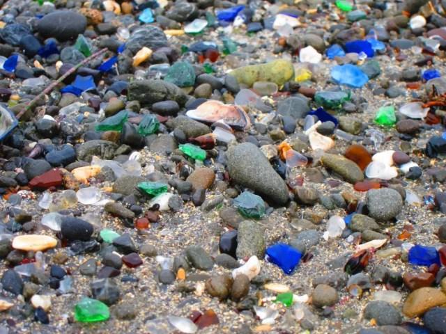 Glass beach 7