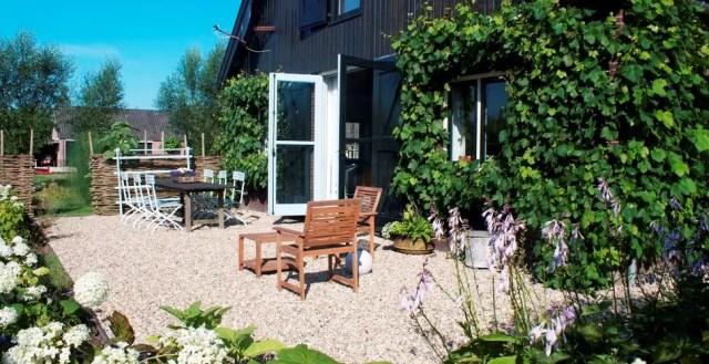 De Heerlijkheyd | Slapen in een eetbare tuin
