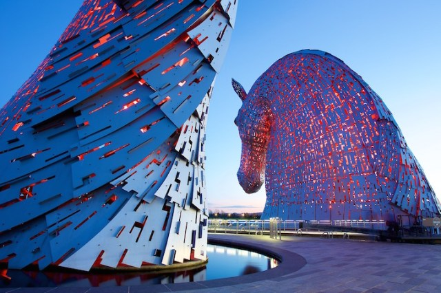 The kelpies 3