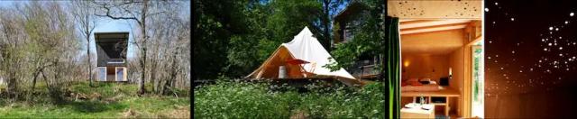 glamping cabana