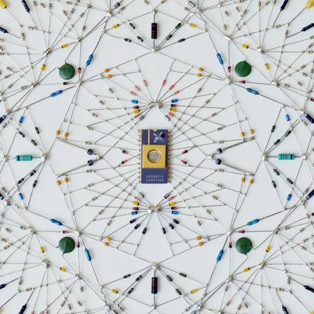 Technologische mandala's   Paradijsvogels Magazine