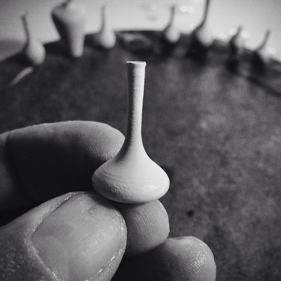 Pottenbakken op miniatuurformaat   Paradijsvogels Magazine