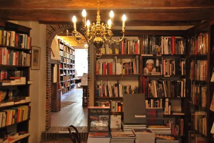 grootste boekwinkel van nederland