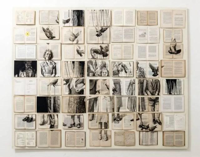 Metershoge illustraties van oude boeken   Paradijsvogels Magazine
