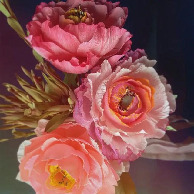 bloemkunst foto of papier16