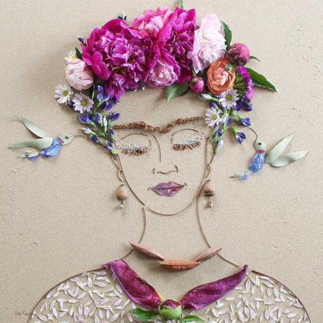 Bloemportret - Vicki Rawlins (14)